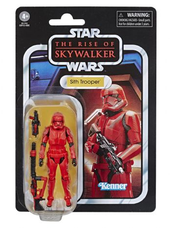 Star Wars The Vintage Collection 2019 Wave 24 Rise of Skywalker Sith Trooper Pre-Order